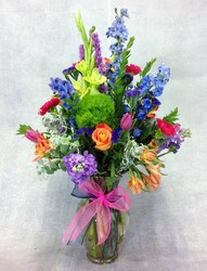 Happy Happy Birthday! from Carl Johnsen Florist in Beaumont, TX