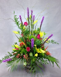 Bright And Beautiful Blooms from Carl Johnsen Florist in Beaumont, TX