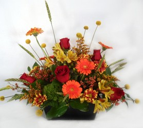 Warmth Of Fall from Carl Johnsen Florist in Beaumont, TX