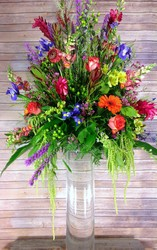 Exquisite Beauty Arrangement  from Carl Johnsen Florist in Beaumont, TX