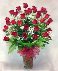 Three Dozen Red Roses  from Carl Johnsen Florist in Beaumont, TX