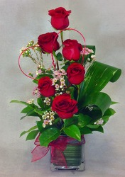 Heartfully Yours ♥ from Carl Johnsen Florist in Beaumont, TX