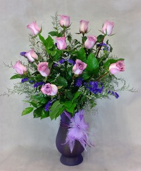 Lavender Love from Carl Johnsen Florist in Beaumont, TX