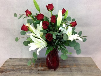 Swirling Love  from Carl Johnsen Florist in Beaumont, TX