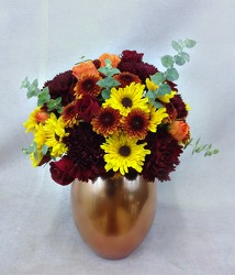 Autumn Happiness from Carl Johnsen Florist in Beaumont, TX