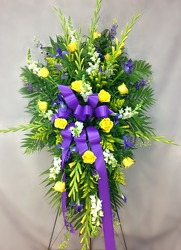 Timeless Tribute from Carl Johnsen Florist in Beaumont, TX