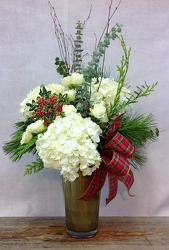 Holiday Cheer from Carl Johnsen Florist in Beaumont, TX