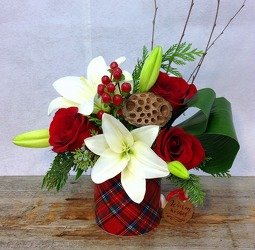 Warm Wishes from Carl Johnsen Florist in Beaumont, TX