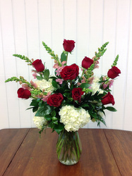 Enduring Passion  from Carl Johnsen Florist in Beaumont, TX