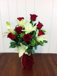 Romance In Bloom  from Carl Johnsen Florist in Beaumont, TX