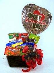 Valentine Just For Him from Carl Johnsen Florist in Beaumont, TX