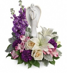 Teleflora's Beautiful Heart Bouquet from Carl Johnsen Florist in Beaumont, TX