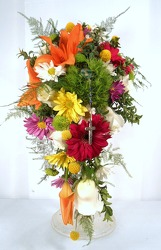 Bridal Bouquet from Carl Johnsen Florist in Beaumont, TX