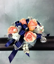 Jessica Wrist Corsage from Carl Johnsen Florist in Beaumont, TX