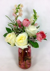 Tender Moments Arrangement  from Carl Johnsen Florist in Beaumont, TX