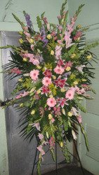 Magnificent Spring Easel from Carl Johnsen Florist in Beaumont, TX