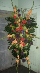 Colorful Elegance from Carl Johnsen Florist in Beaumont, TX