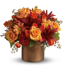 Teleflora's Amazing Autumn from Carl Johnsen Florist in Beaumont, TX
