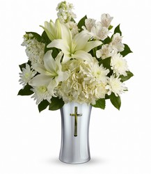 Teleflora's Shining Spirit Bouquet from Carl Johnsen Florist in Beaumont, TX