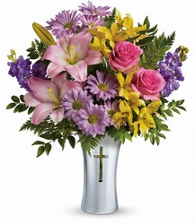 Teleflora's Bright Life Bouquet from Carl Johnsen Florist in Beaumont, TX
