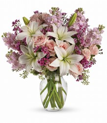 Teleflora's Blossoming Romance from Carl Johnsen Florist in Beaumont, TX