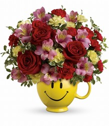So Happy You're Mine Bouquet by Teleflora from Carl Johnsen Florist in Beaumont, TX