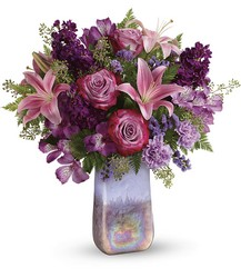 Amethyst Jewel Bouquet from Carl Johnsen Florist in Beaumont, TX
