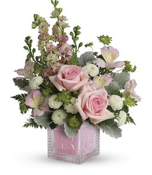 Teleflora's Bundle Of Joy Bouquet from Carl Johnsen Florist in Beaumont, TX